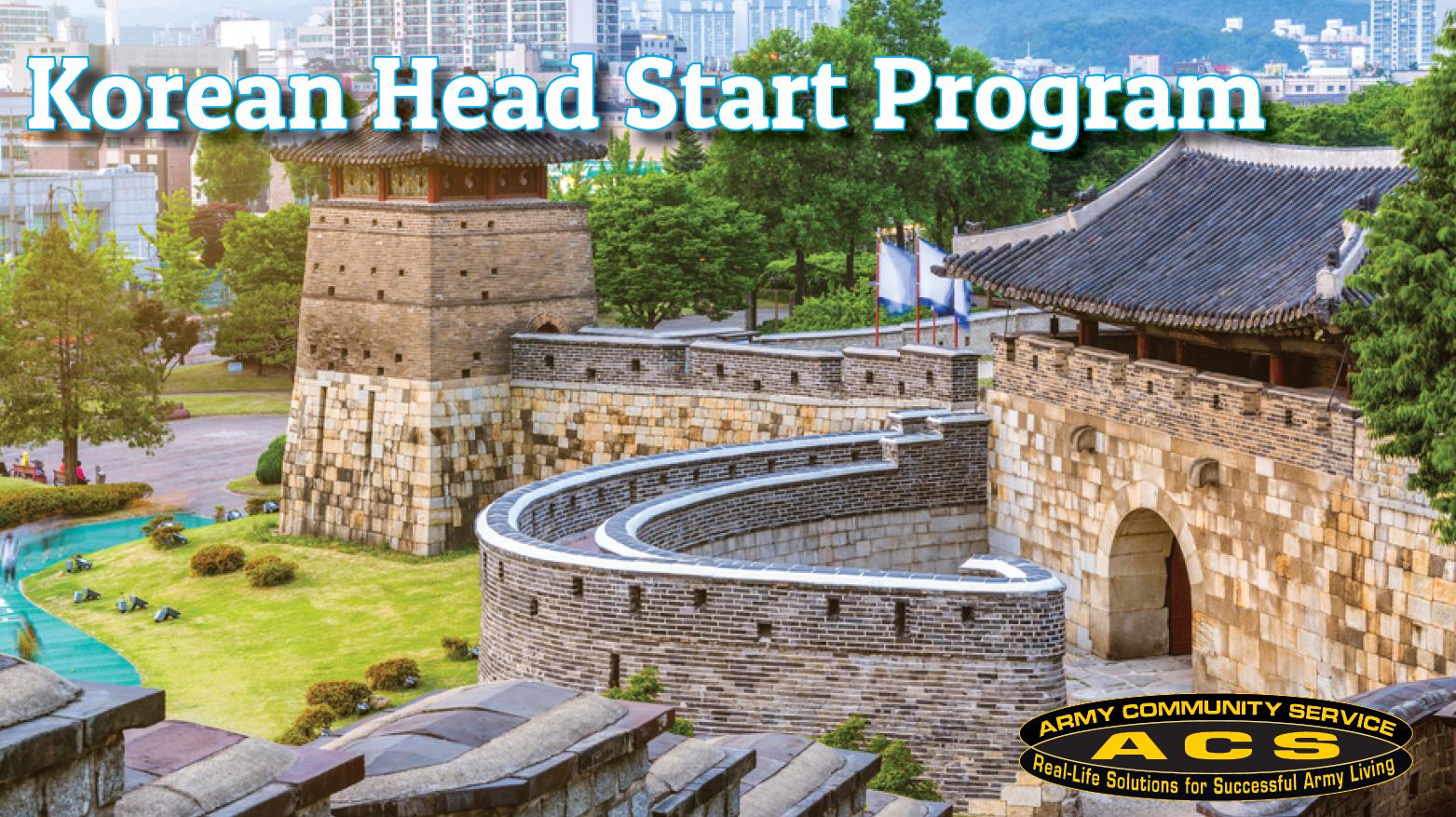 Korean Head Start Program