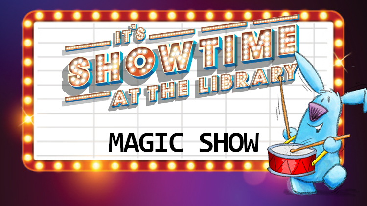 Summer Reading Program - Magic Show