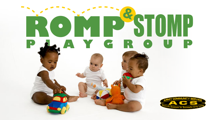Romp & Stomp Playgroup
