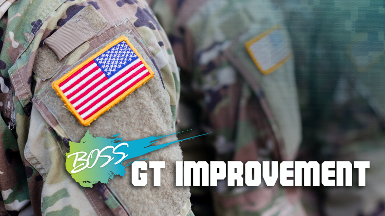 BOSS GT Improvement Program