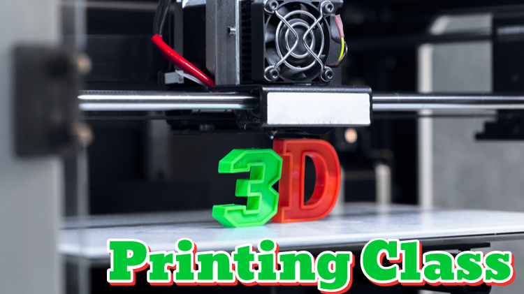 3D Printing Orientation (Ages 10-17)
