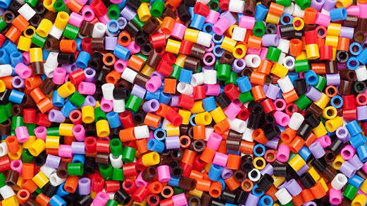 Fuse Beads Class