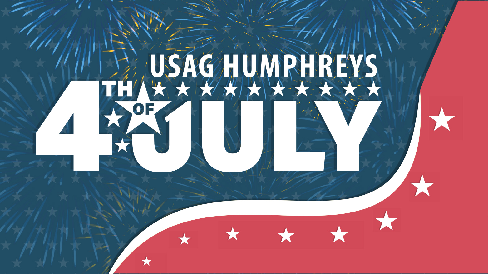 USAG Humphreys 4th of July