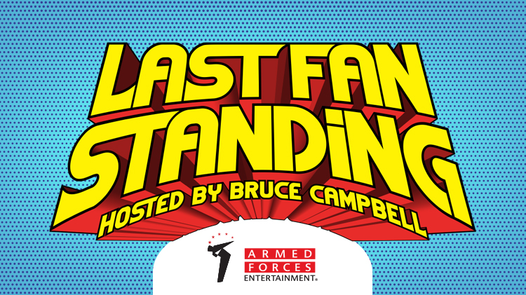 Last Fan Standing with Bruce Campbell (Humphreys)