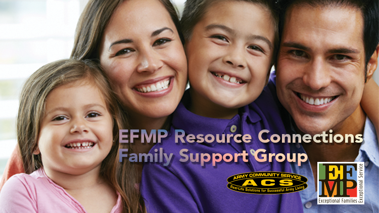 EFMP Resource Connections Family Support Group