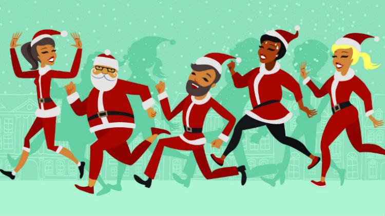 Jingle Bell 5K Jog