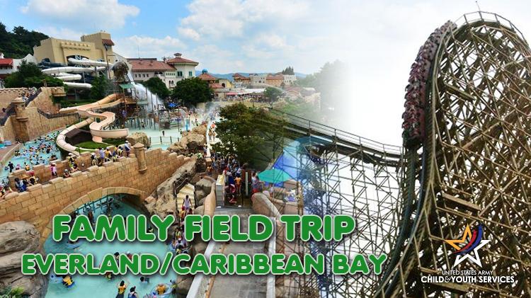 CYS Family Field Trip - Everland/Caribbean Bay