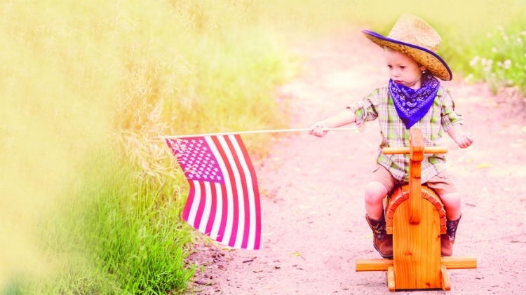 July 4th Romp and Stomp