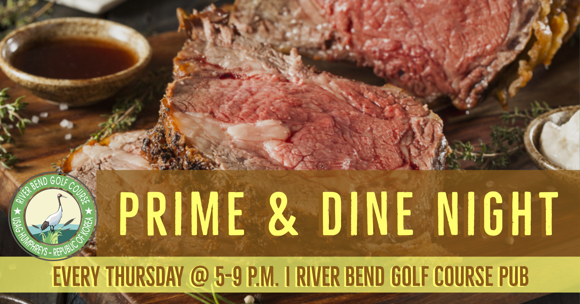 Prime & Dine Night
