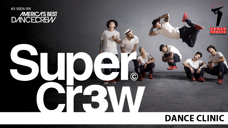 Super Cr3w Dance Workshop