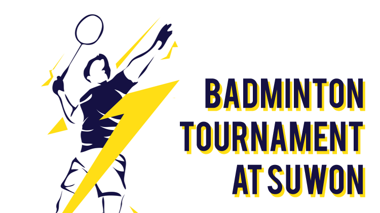 Badminton Tournament (Suwon)