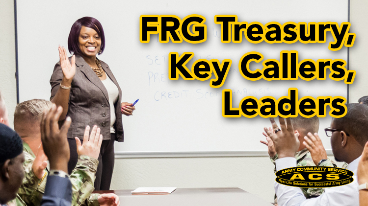 FRG Treasury, Key Callers, Leaders Class