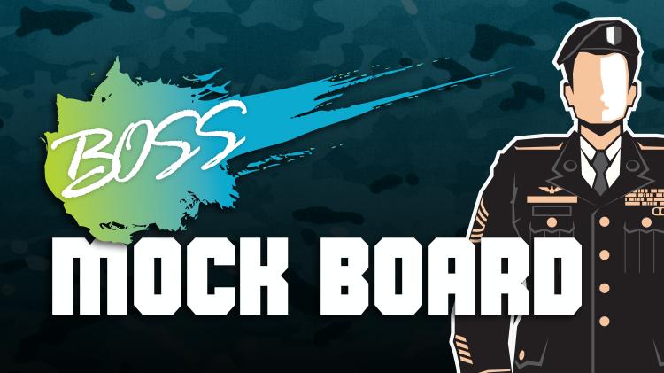 BOSS Mock Board