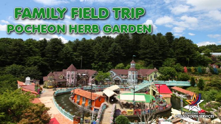 CYS Family Field Trip - Pocheon Herb Island