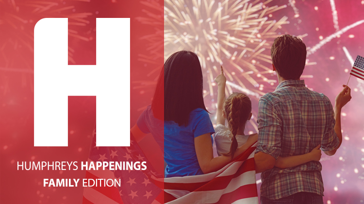 Humphreys Happenings E-Newsletter (Family Edition)