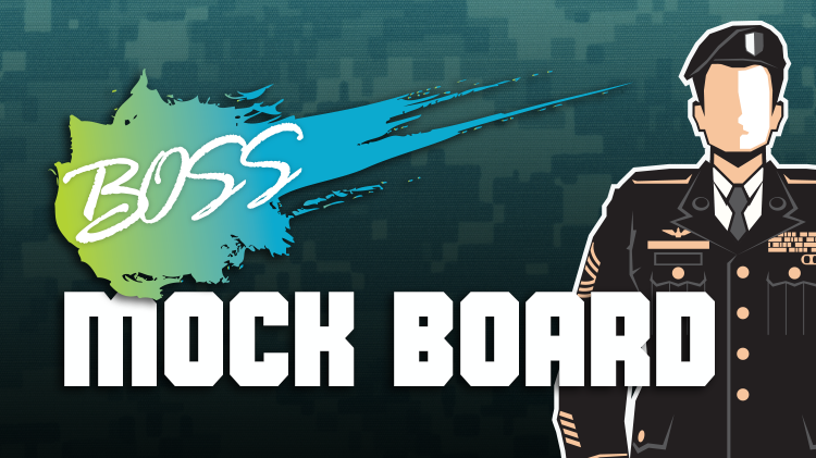 BOSS Mock Board