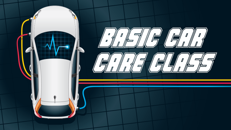 Basic Car Care Class
