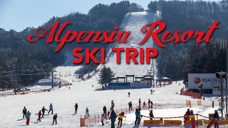 Alpensia Ski Resort Trip w/ Outdoor Recreation