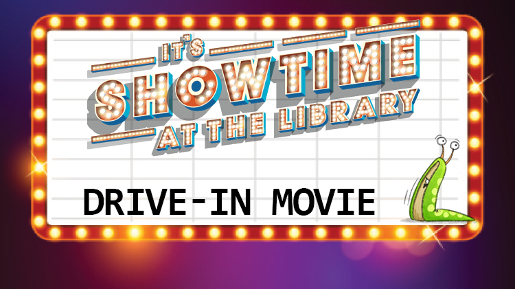 Summer Reading Program - Drive-In Movie