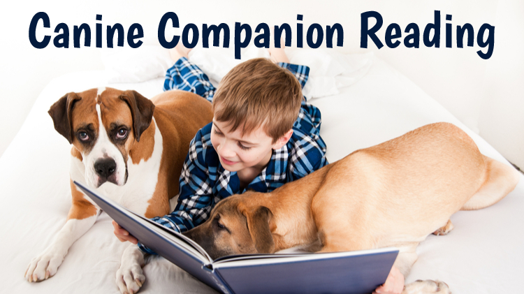Canine Companion Reading (CANCELED)