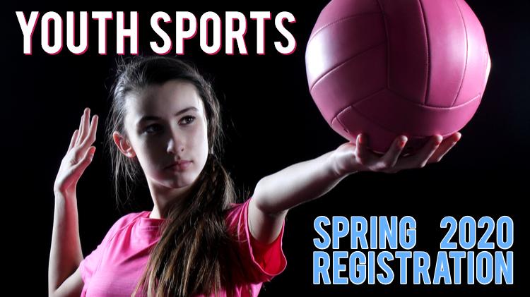 Youth Sports Spring 2020 Program