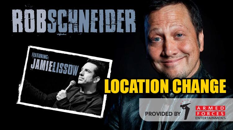 Rob Schneider featuring Jamie Lissow (AFE Comedy Show)