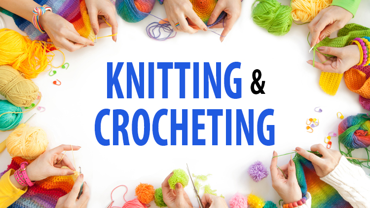 Knitting/Crocheting Club