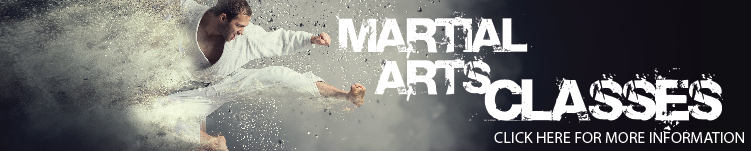 Martial Art Classes - Click here for more information
