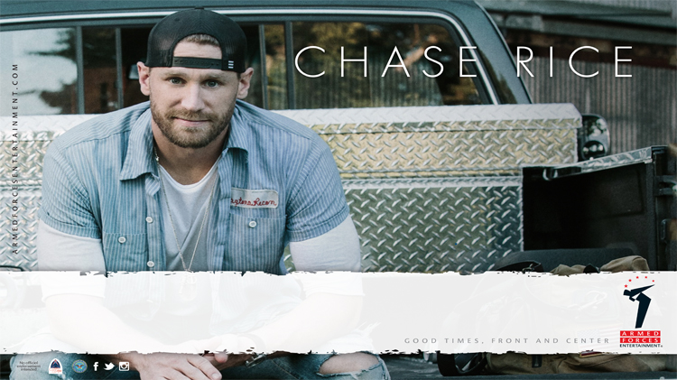 Chase Rice Concert