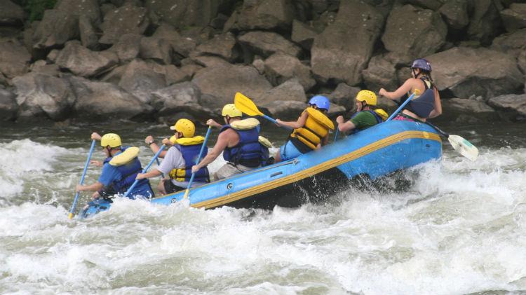 Inje White Water Rafting
