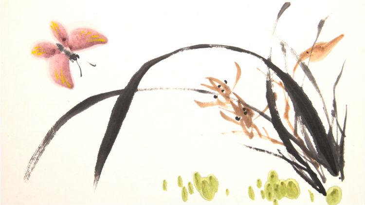Korean Painting Class