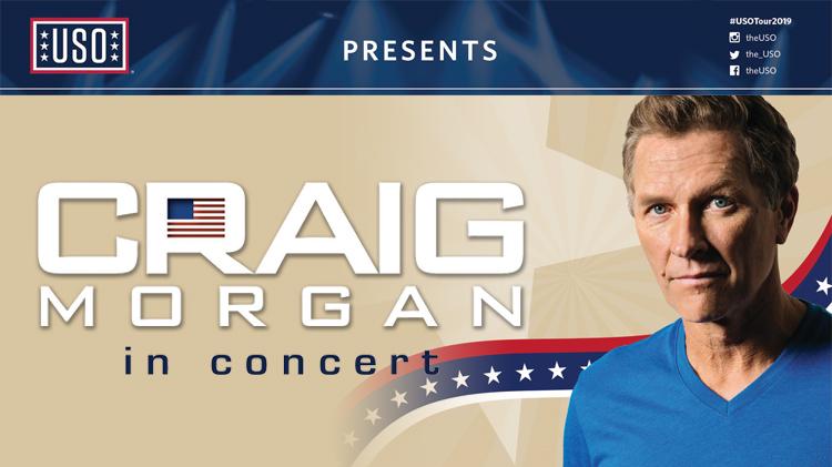 Craig Morgan Concert