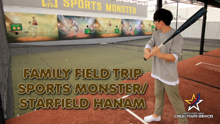 CYS Family Field Trip - Sports Monster/Starfield Shopping Mall in Hanam
