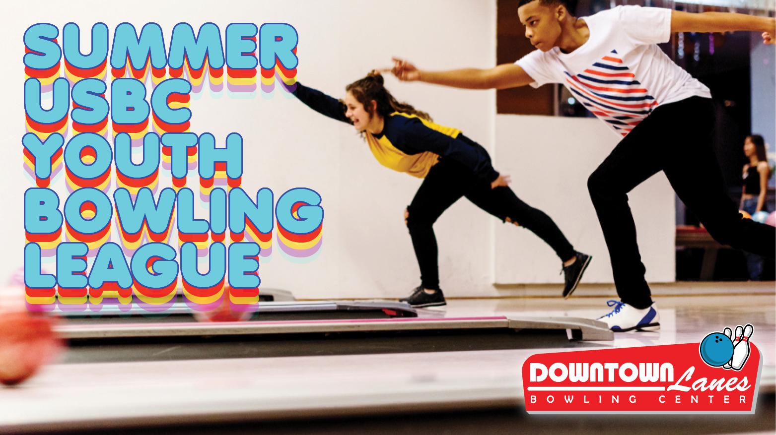 Summer USBC Youth Bowling League