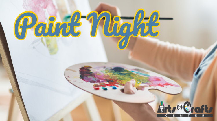 Paint Night @ First and Ten Restaurant