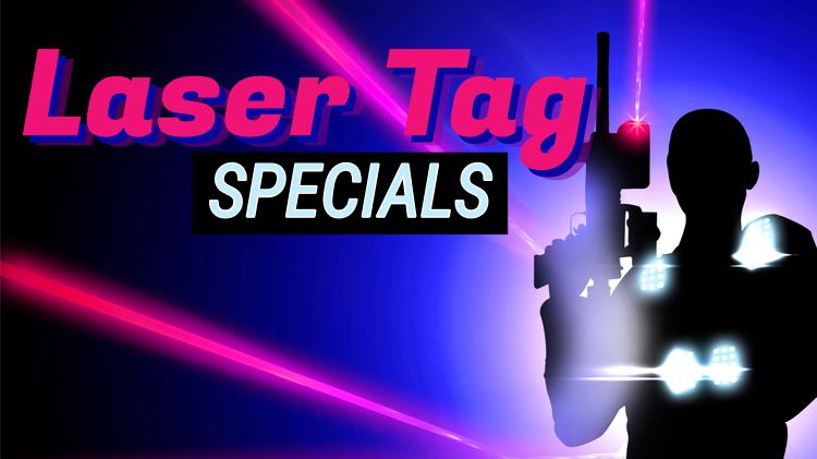 Laser Tag Special