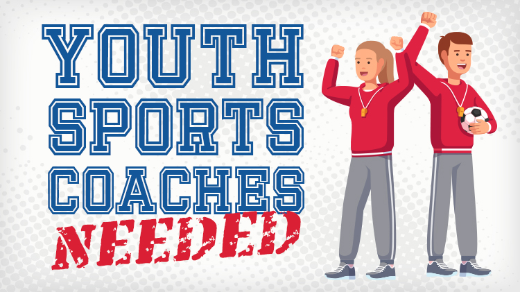 Youth Sports Coaches Needed (Baseball)