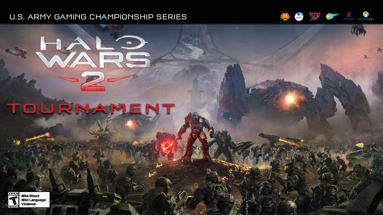 Halo Wars 2 Tournament