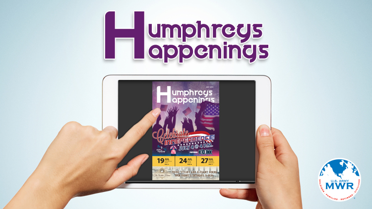 Humphreys Happenings Monthly Publication