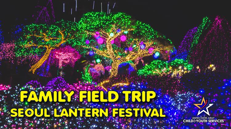 CYS Family Field Trip - Garden of the Morning Calm