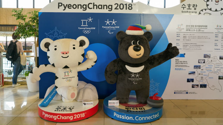 2018 Winter Olympics Information