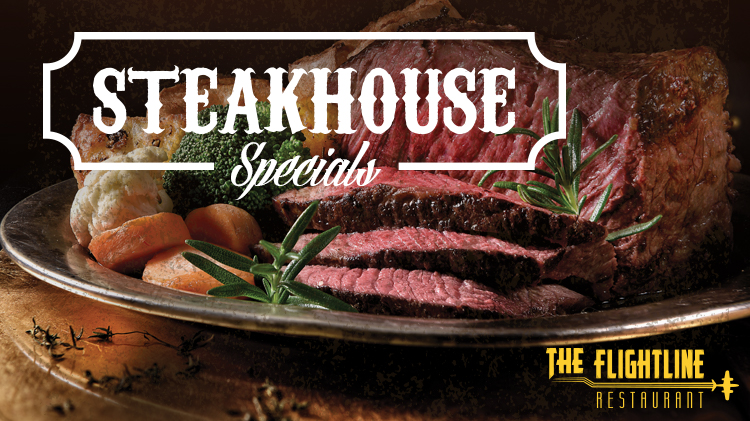 Steakhouse Specials
