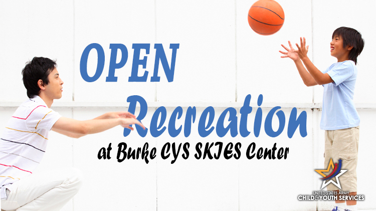 Open Recreation at Burke