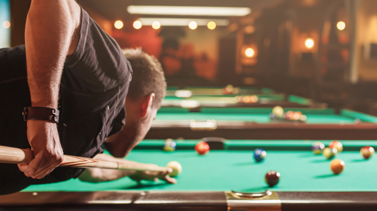 Billiard Tournament @ Warrior Zone (Hosted by BOSS)