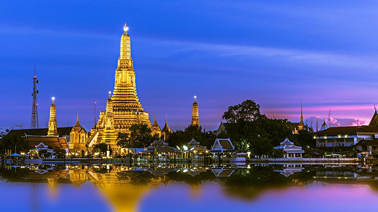 Memorial Day Special, Bangkok Trip