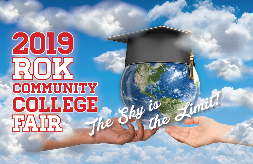 2019 ROK Community College Fair